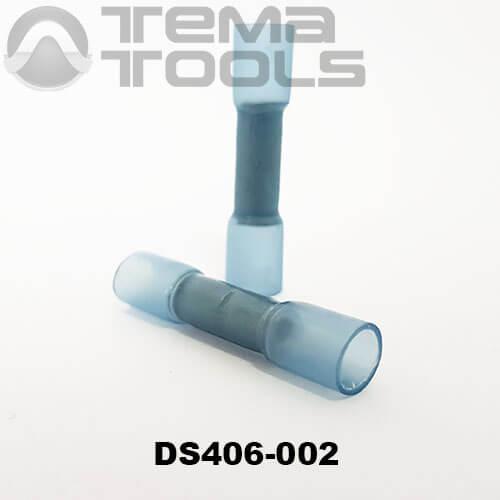 Гильза термоусаживаемая обжимная DS406-002