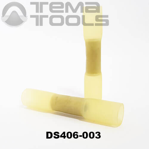 Гильза термоусаживаемая обжимная DS406-003