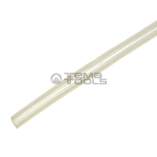 Термоусадочная трубка 2:1 2 мм прозрачная