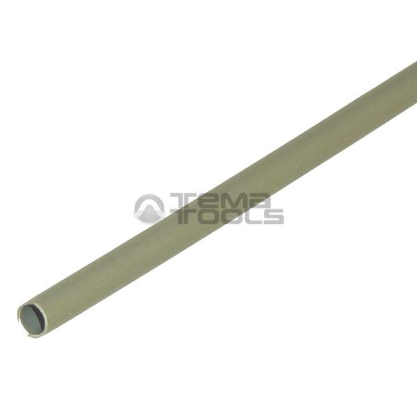 Термоусадочная трубка 2:1 2 мм серая
