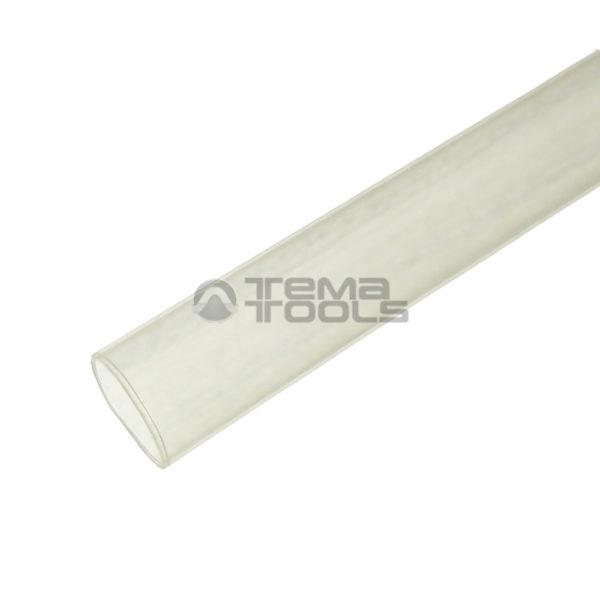 Термоусадочная трубка 2:1 7 мм прозрачная