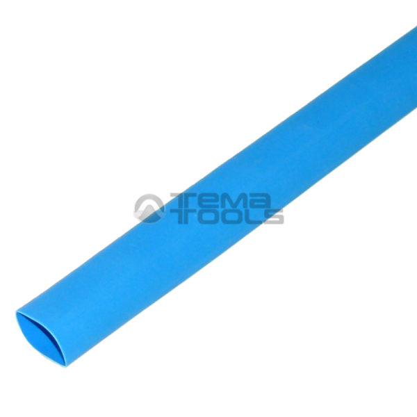 Термоусадочная трубка 2:1 8 мм синяя