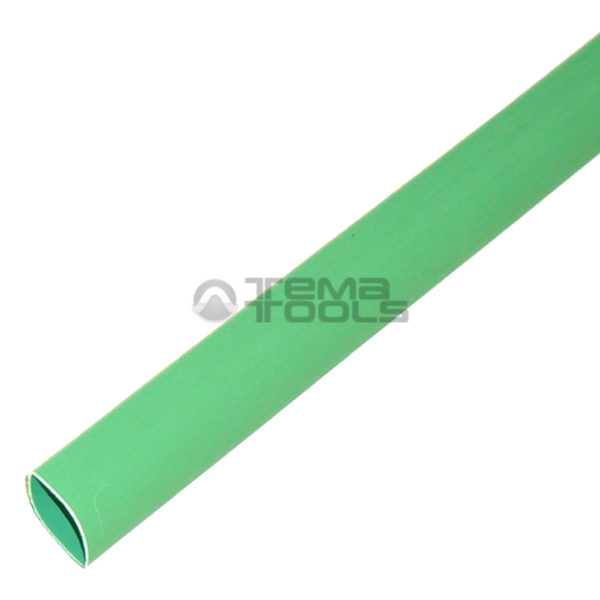 Термоусадочная трубка 2:1 8 мм зеленая