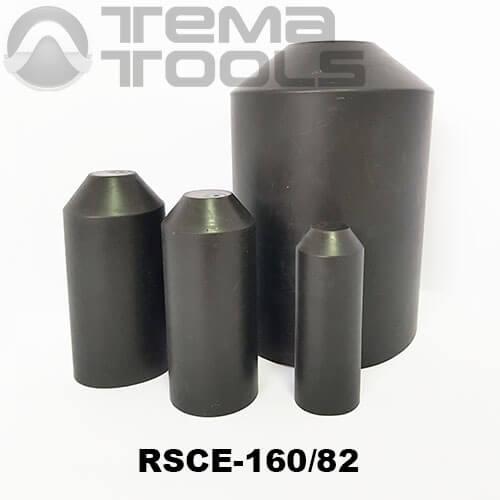 Кабельная термоусаживаемая капа RSCE-160/82
