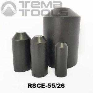 Кабельная термоусаживаемая капа RSCE-55/26