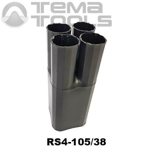Термоусадочная перчатка RS4-105/38