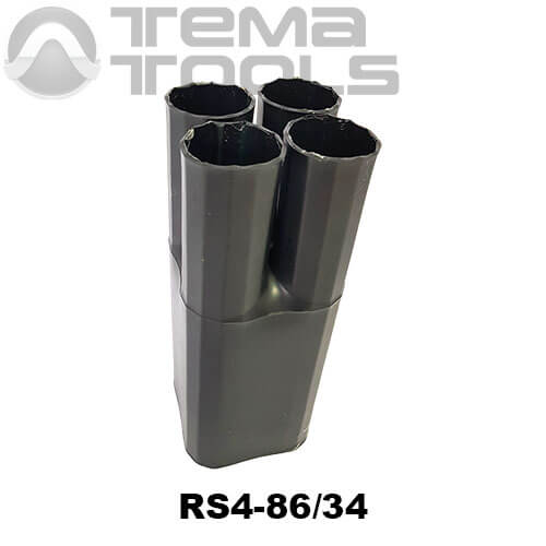 Термоусадочная перчатка RS4-86/34