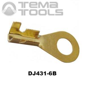 Наконечник разрезной кольцевой DJ431-6B