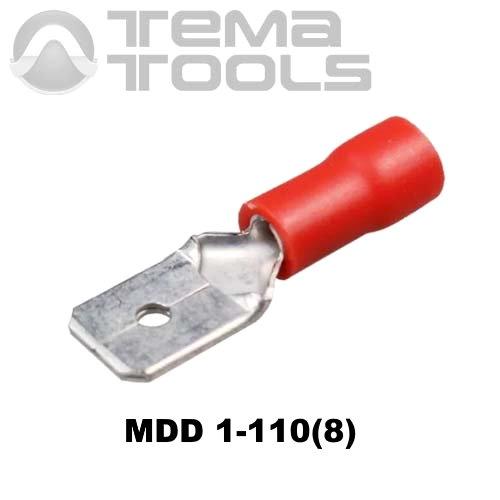 Плоский коннектор MDD 1-110(8)