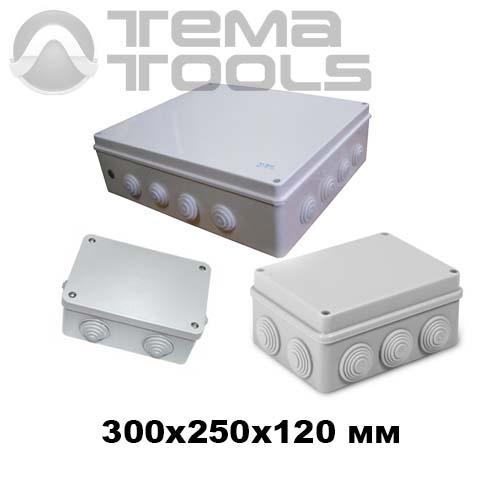 Коробка монтажная 300x250x120 мм
