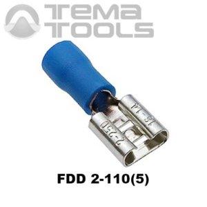 Плоский коннектор FDD 2-110(5) мама
