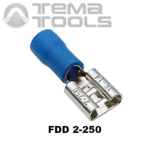 Плоский коннектор FDD 2-250 мама