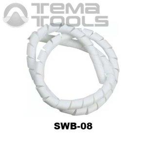 Спиральная обвязка для проводов SWB-08