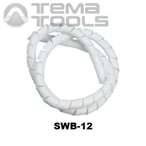 Спиральная обвязка для проводов SWB-12