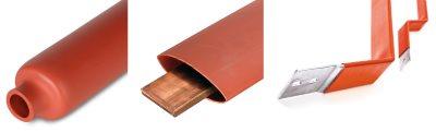 Высоковольтная термоусадочная трубка применение
