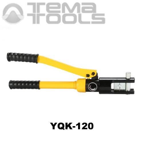 Гидравлический инструмент для обжима наконечников YQK-120 (10 – 120 мм²)