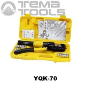 Гидравлический инструмент для обжима наконечников YQK-70 (4 – 70 мм²)