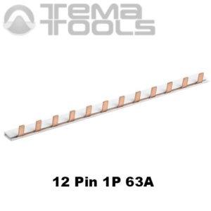 12 Pin 1P 63A