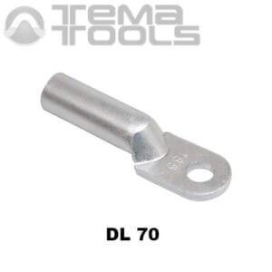 Алюминиевый кабельный наконечник DL 70