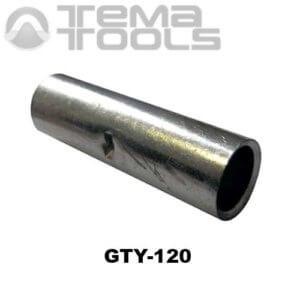 Гильза медная луженая GTY 120