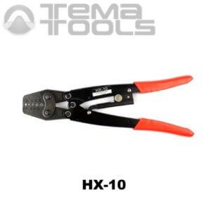 Ручной обжимной инструмент для наконечников HX-10 (1,5-10 мм²) механический