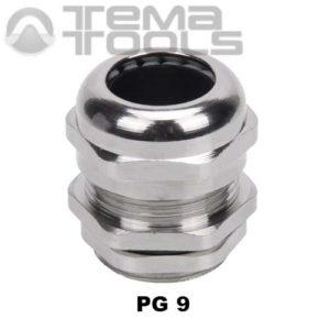 Кабельный ввод металлический PG9