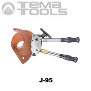 Инструмент J-95 для резки кабеля сечением до 3x185 мм²
