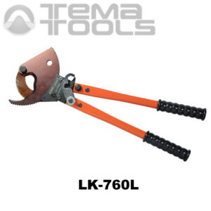 Инструмент LK-760L для резки кабеля сечением до 500 мм²
