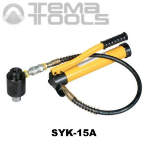 Ручной пресс гидравлический SYK-15A для пробивки отверстий