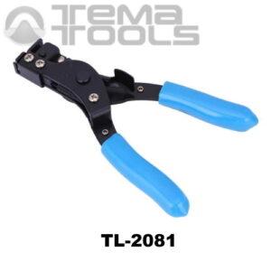 Инструмент для стяжки и обрезки кабельных стяжек TL-2081