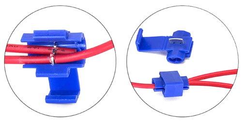 Зажим-ответвитель PPC соединение проводов