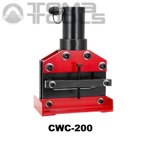 Шинорез гидравлический СWC-200