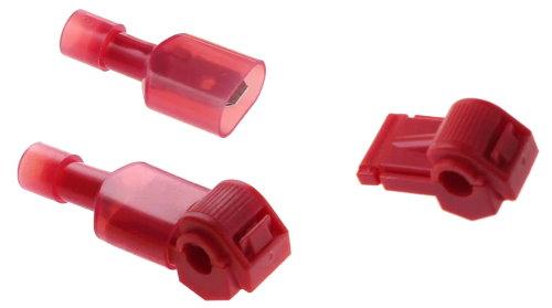 Зажим Т-образный TPC комплект красный