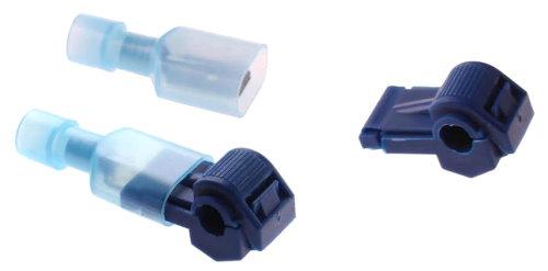 Зажим Т-образный TPC комплект синий