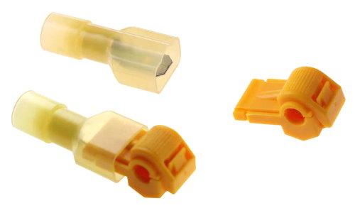 Зажим Т-образный TPC комплект желтый
