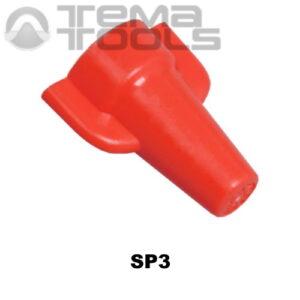 Колпачок для скрутки проводов SP3 – купить колпачок-скрутку с упорами